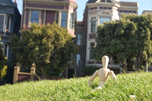 Emotikin at Alamo Square