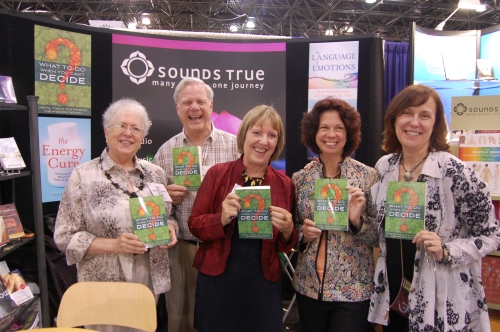 Meg Lundstrom & Friends at the BEA Booth #3848