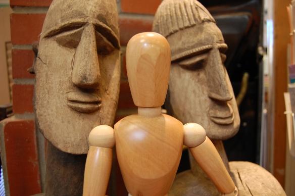 Easter Island Guys