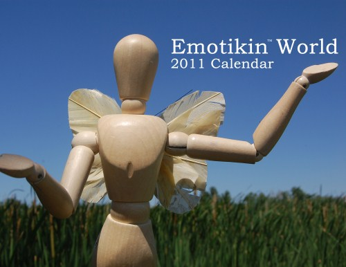 Emotikin World 2011 Calendar