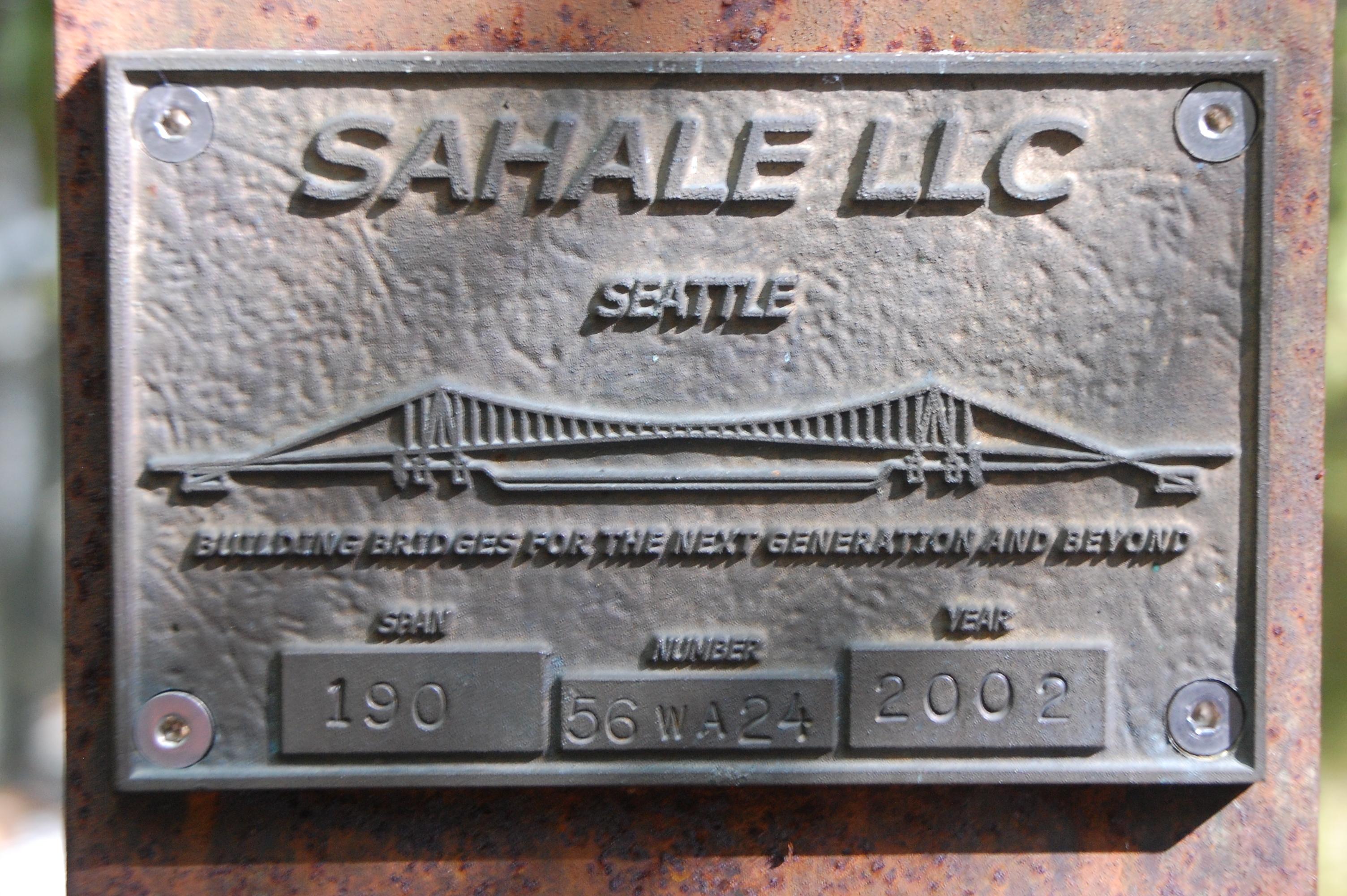 Brought to you by Sahale, LLC suspension bridges company.